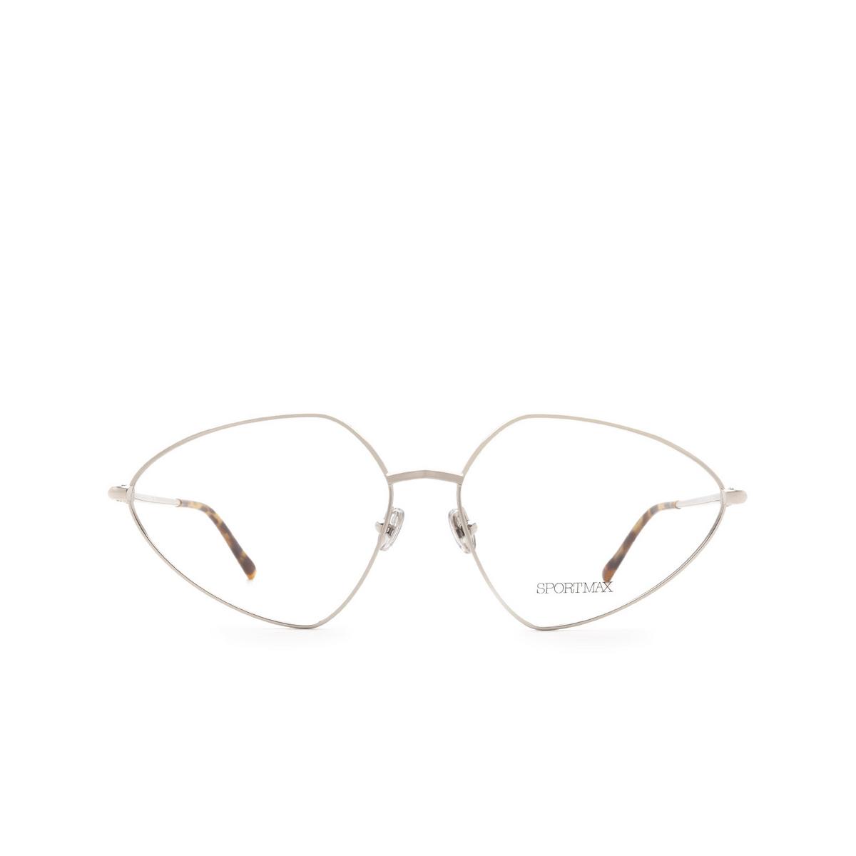 Sportmax® Irregular Eyeglasses: SM5019 color Grey 016.