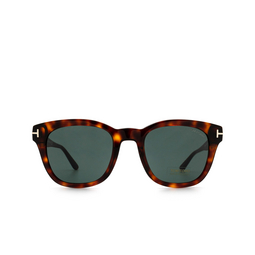 Tom Ford® Sunglasses: Eugenio FT0676 color Red Havana 54N.