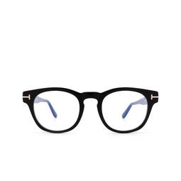 Tom Ford® Eyeglasses: FT5543-B color Shiny Black 001.
