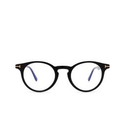 Tom Ford® Eyeglasses: FT5557-B color Shiny Black 001.