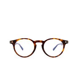 Tom Ford® Eyeglasses: FT5557-B color Dark Havana 052.