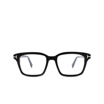 Tom Ford® Square Eyeglasses: FT5661-B color Black 001.