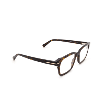 Tom Ford® Square Eyeglasses: FT5661-B color Dark Havana 052.