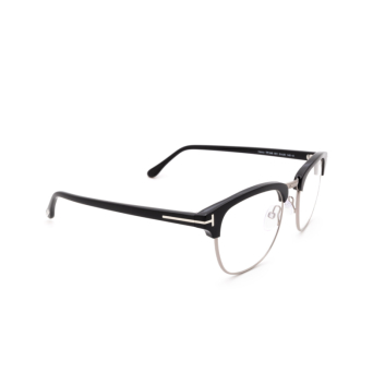 Tom Ford® Square Sunglasses: Henry FT0248 color Black 001.