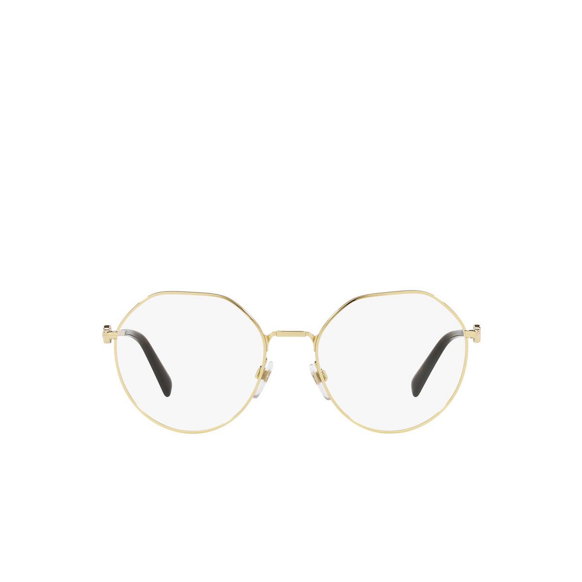 Valentino® Irregular Eyeglasses: VA1021 color Gold 3002.