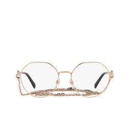 Valentino® Eyeglasses: VA1021 color Rose Gold 3004.