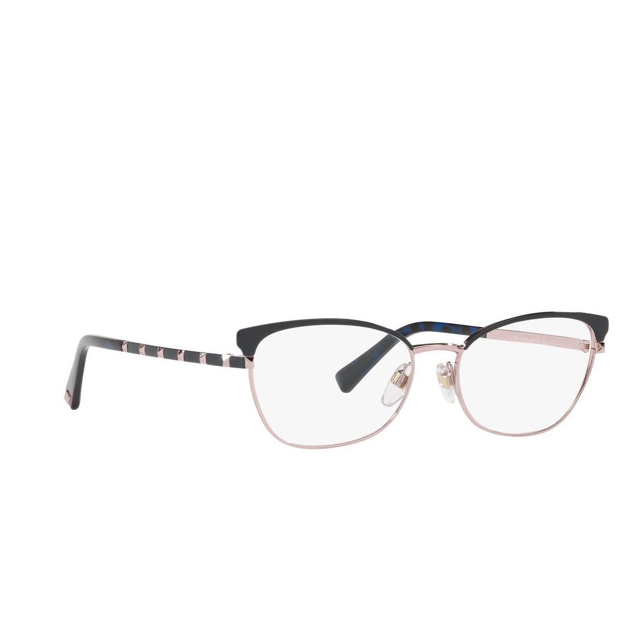 Valentino® Cat-eye Sunglasses: VA1022 color Copper/blue 3004.