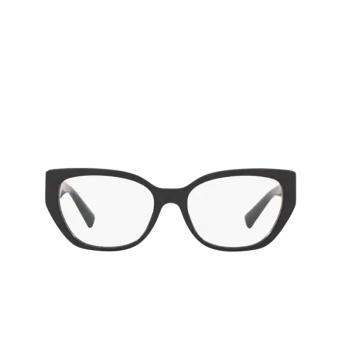 Valentino® Irregular Eyeglasses: VA3037 color Black 5001.