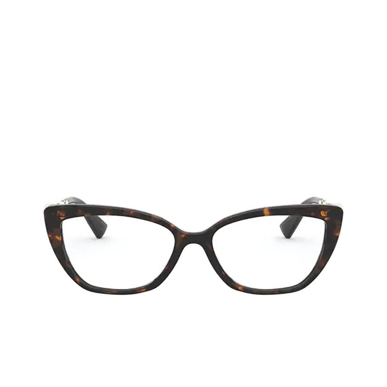 Valentino® Cat-eye Eyeglasses: VA3045 color Havana 5002.