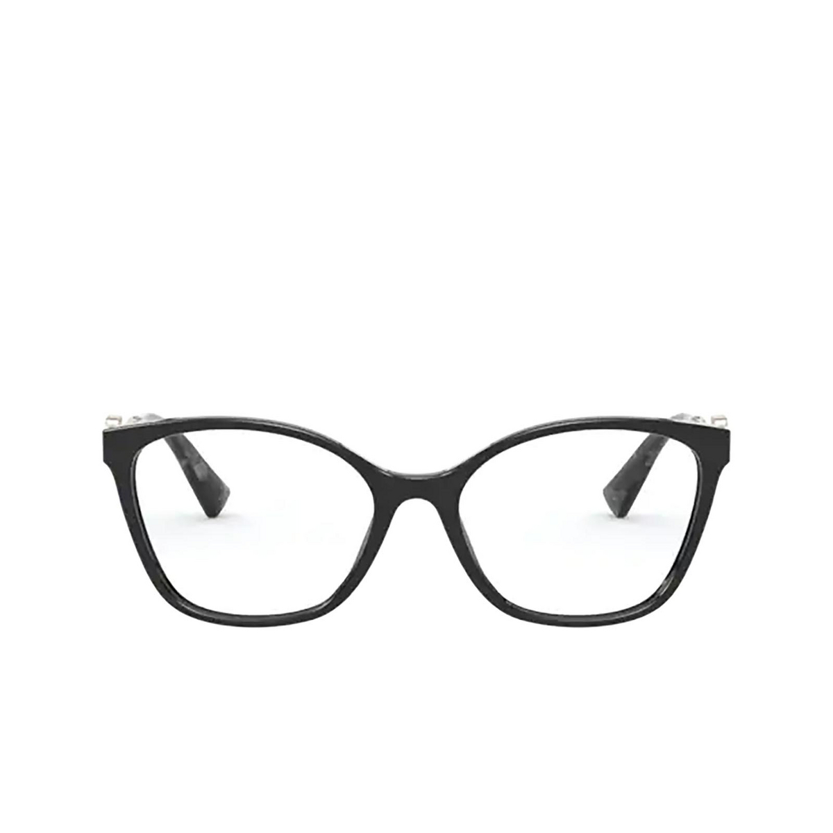 Valentino® Butterfly Eyeglasses: VA3050 color Black 5001 - front view.