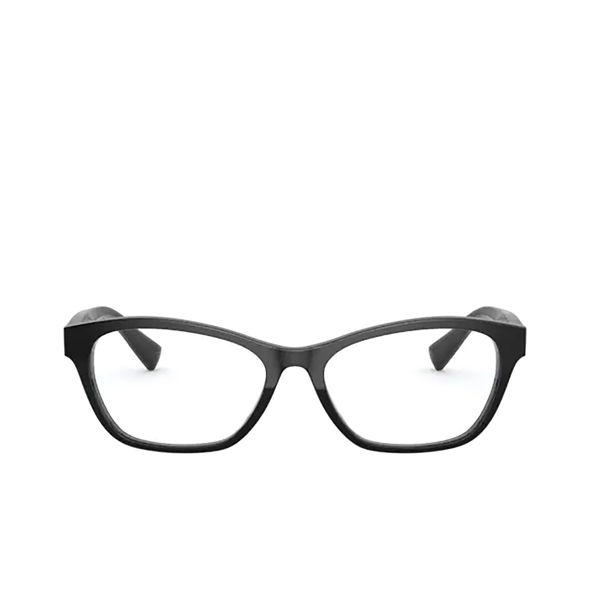 Valentino® Butterfly Eyeglasses: VA3056 color Black 5001 - front view.