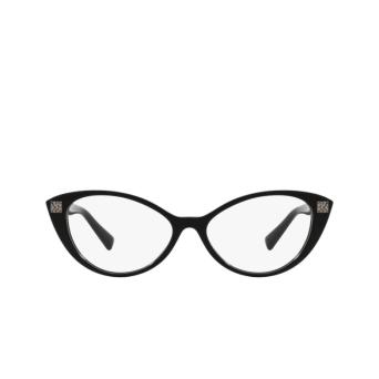 Valentino® Cat-eye Eyeglasses: VA3061 color Black 5001.