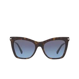 Valentino® Sunglasses: VA4061 color Havana 50028F.