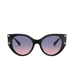Valentino® Sunglasses: VA4068 color Black 5001I6.