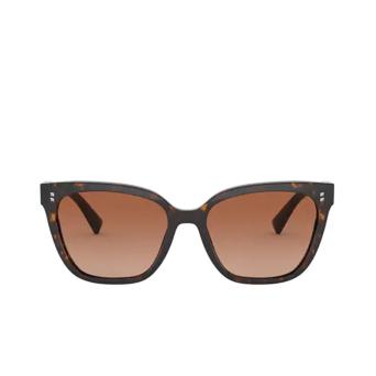 Valentino® Square Sunglasses: VA4070 color Havana 500213.