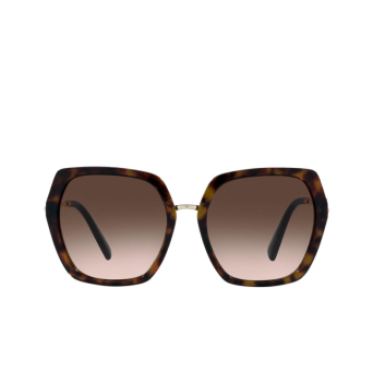 Valentino® Irregular Sunglasses: VA4081 color Havana 500213.