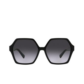 Valentino® Irregular Sunglasses: VA4088 color Black 30018G.