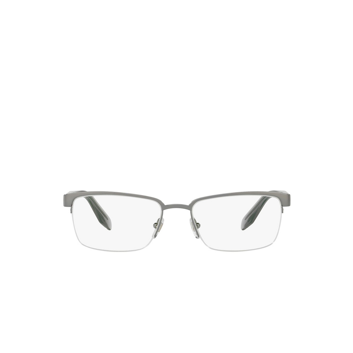 Versace® Rectangle Eyeglasses: VE1241 color Grey 1264.