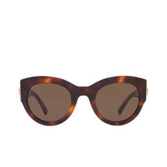 Versace® Cat-eye Sunglasses: VE4353 color Havana 521773.