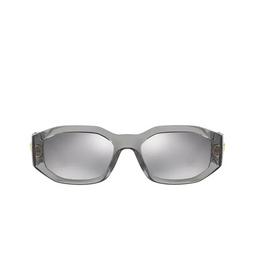 Versace® Sunglasses: VE4361 color Transparent Grey 311/6G.
