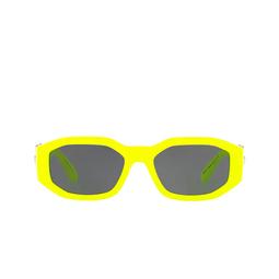 Versace® Sunglasses: VE4361 color Yellow Fluo 532187.