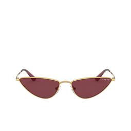 Vogue® Sunglasses: La Fayette VO4138SM color Gold 280/69.