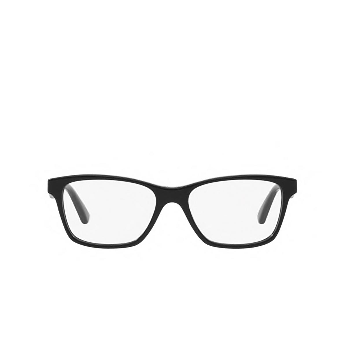 Vogue® Rectangle Eyeglasses: VO2787 color Black W44.