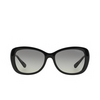 Vogue® Butterfly Sunglasses: VO2943SB color Black W44/11 - product thumbnail 1/3.