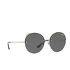 Vogue® Round Sunglasses: VO4081S color Silver 323/87 - product thumbnail 2/3.