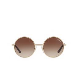 Vogue® Sunglasses: VO4085S color Pale Gold 848/13.