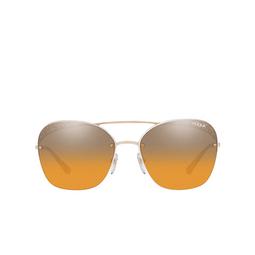 Vogue® Sunglasses: VO4104S color Pale Gold 848/7H.