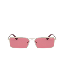 Vogue® Sunglasses: VO4106SM color Pale Gold 848/F5.