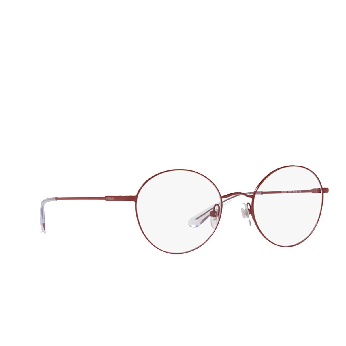 Vogue® Round Eyeglasses: VO4127 color Bordeaux 5110.