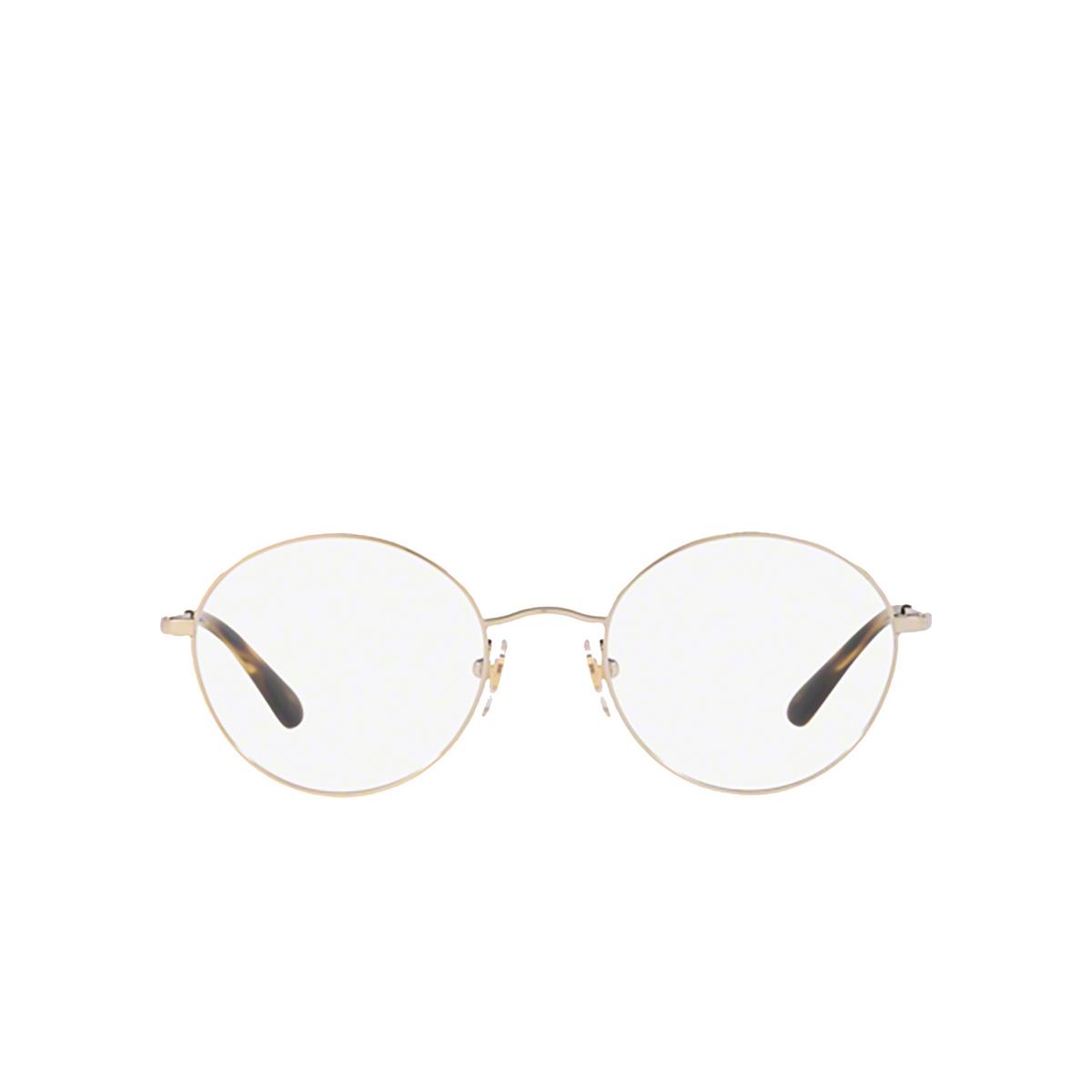 Vogue® Round Eyeglasses: VO4127 color Pale Gold 848.