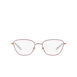 Vogue® Eyeglasses: VO4163 color Top Bordeaux / Gold Pink 5089.