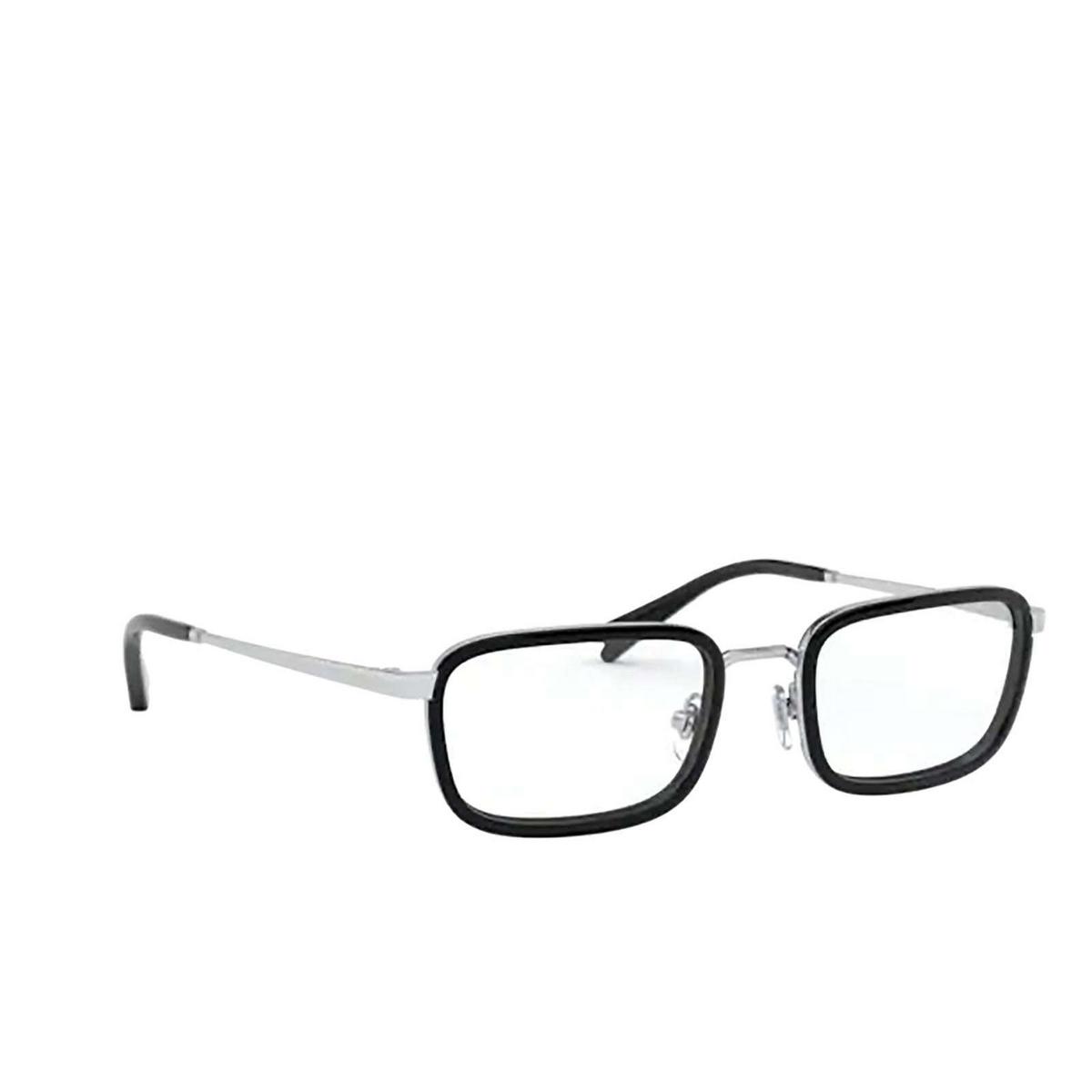Vogue® Rectangle Eyeglasses: VO4166 color Black 323.