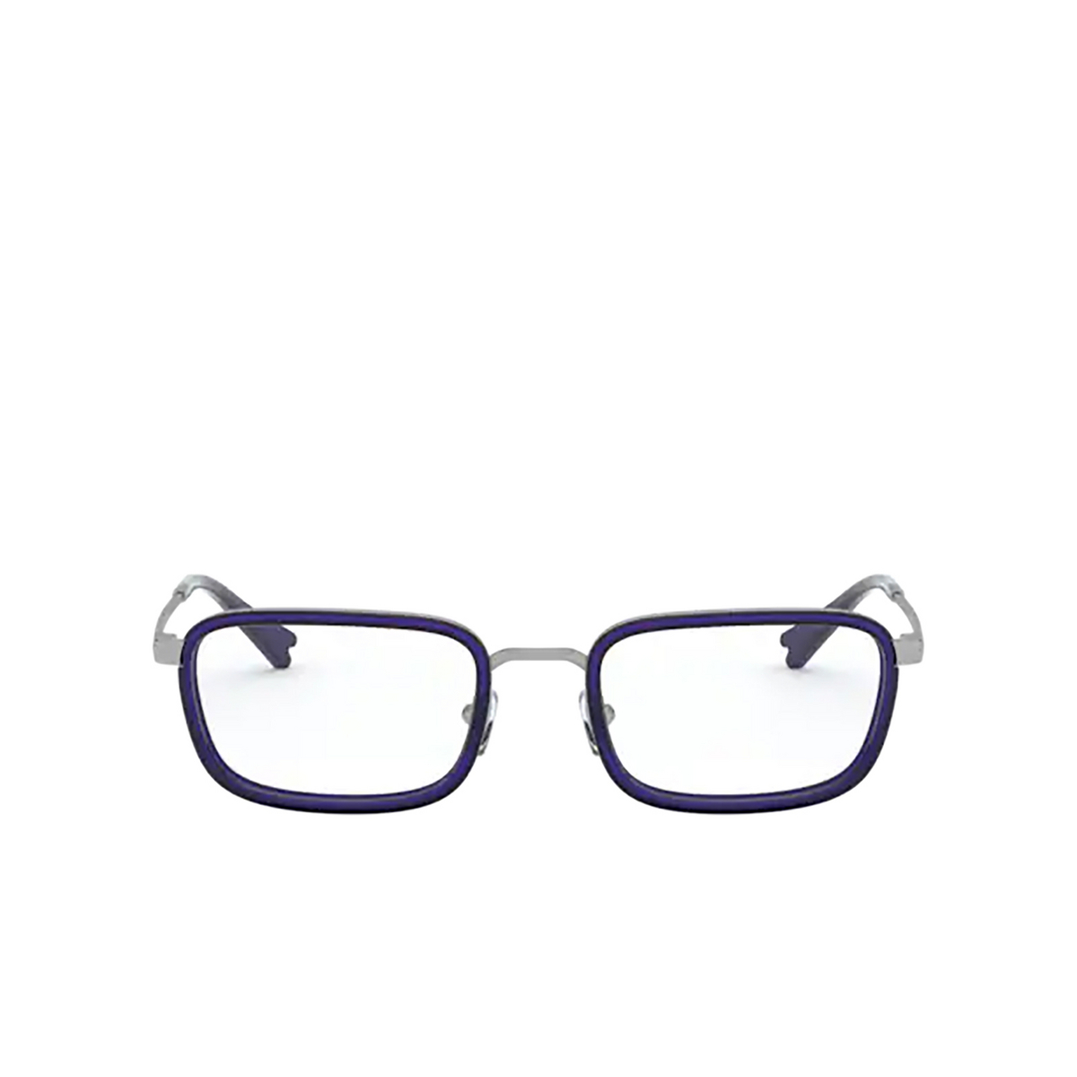 Vogue® Rectangle Eyeglasses: VO4166 color Blue 548.