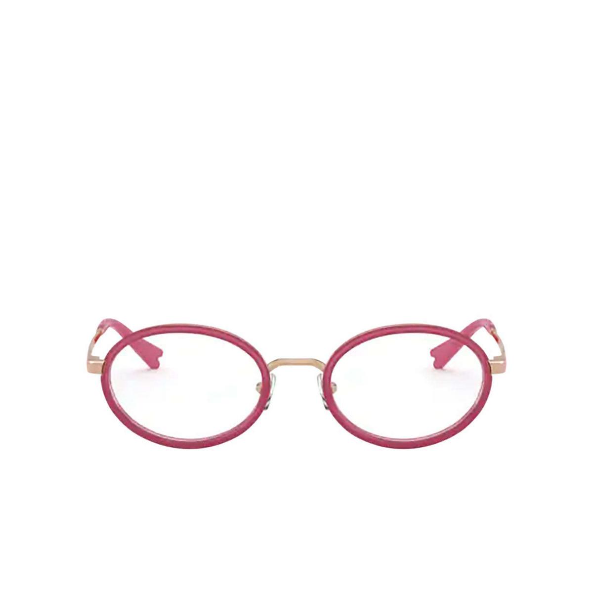 Vogue® Oval Eyeglasses: VO4167 color Rose Gold 5075 - front view.