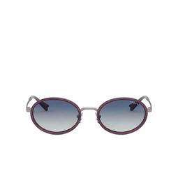 Vogue® Oval Sunglasses: VO4167S color Gunmetal 548/4L.
