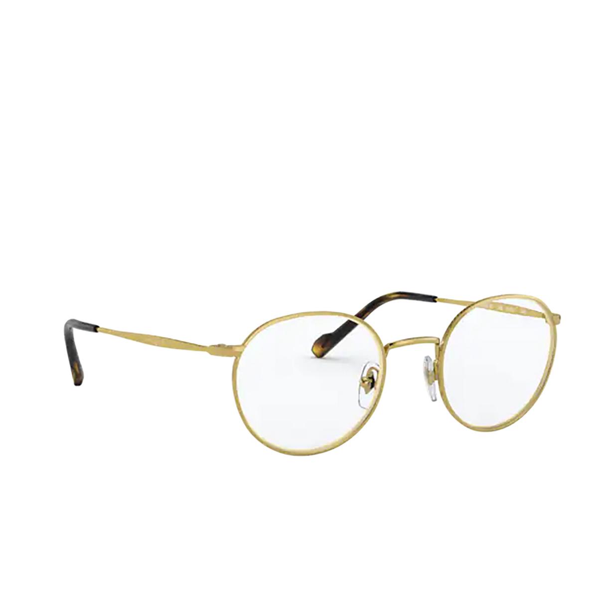 Vogue® Round Eyeglasses: VO4183 color Gold 280.