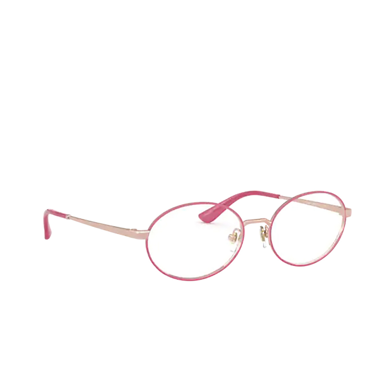 Vogue® Oval Eyeglasses: VO4190 color Rose Gold / Fuxia 5075.