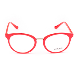 Vogue® Eyeglasses: VO5167 color Top Red / Red Transparent 2621.
