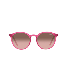 Vogue® Sunglasses: VO5215S color Opal Raspberry 2610H8.