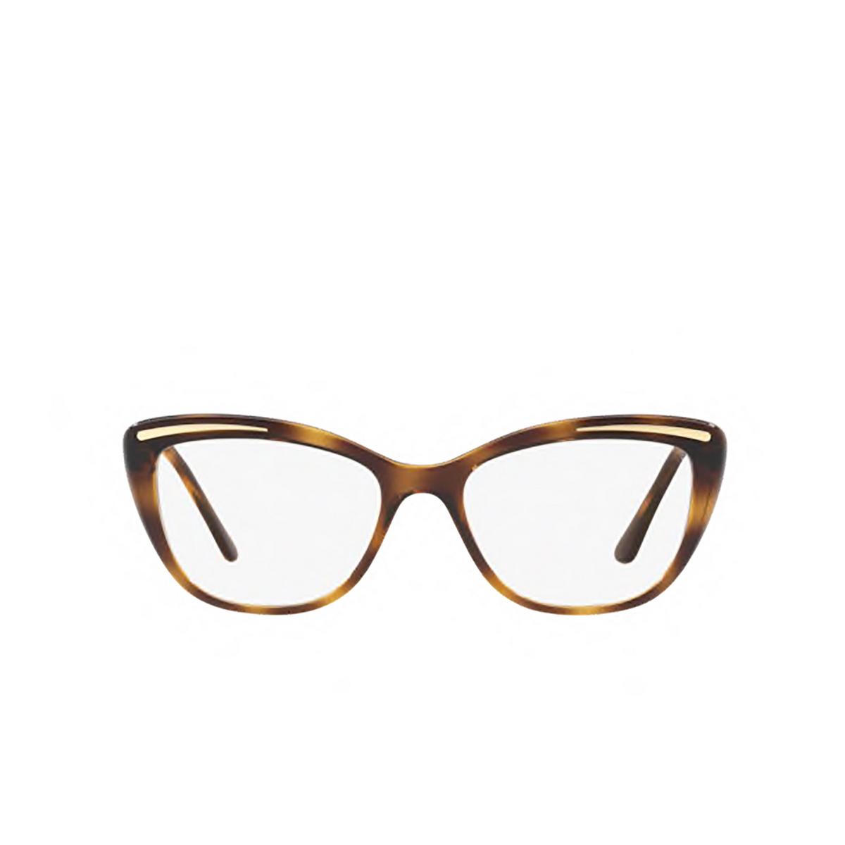 Vogue® Cat-eye Eyeglasses: VO5218 color Dark Havana W656.