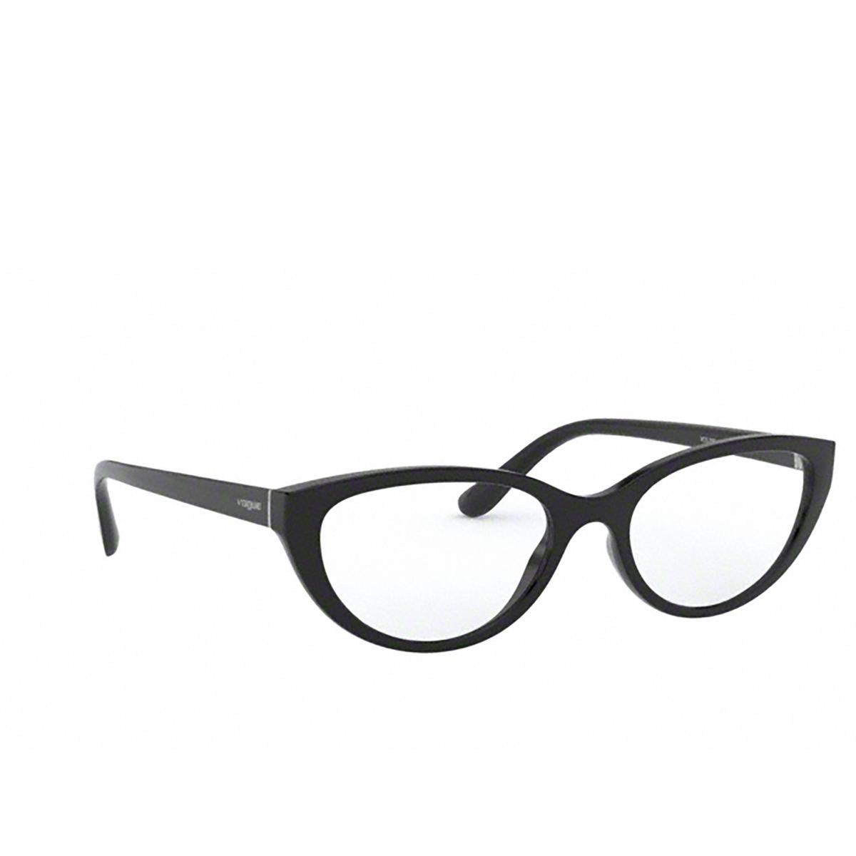 Vogue® Cat-eye Eyeglasses: VO5290 color Black W44.