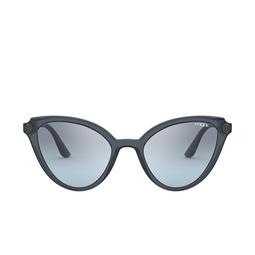 Vogue® Sunglasses: VO5294S color Top Transparent Blue / Blue 27647C.