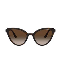 Vogue® Sunglasses: VO5294S color Dark Havana W65613.