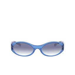 Vogue® Sunglasses: VO5315S color Transparent Blue 2801X0.