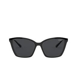 Vogue® Sunglasses: VO5333S color Black W44/87.
