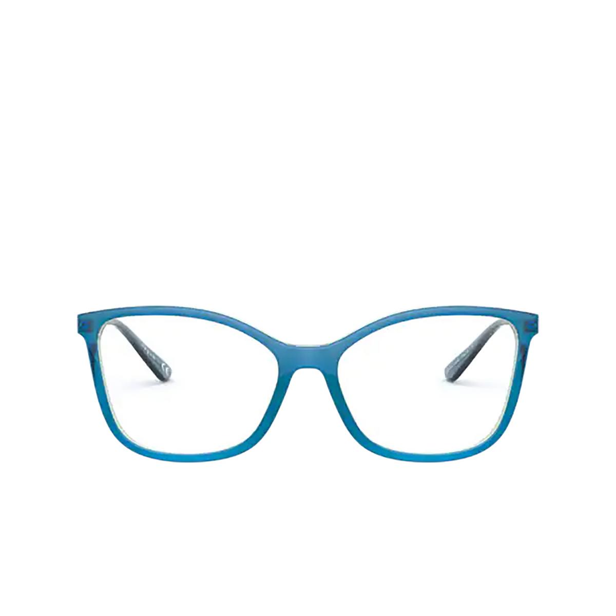 Vogue® Butterfly Eyeglasses: VO5334 color Blue Transparent / Light Blue 2846.